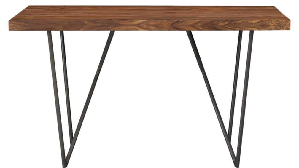 Dylan 36x53 small wood dining table in dining tables for Table table restaurants locations