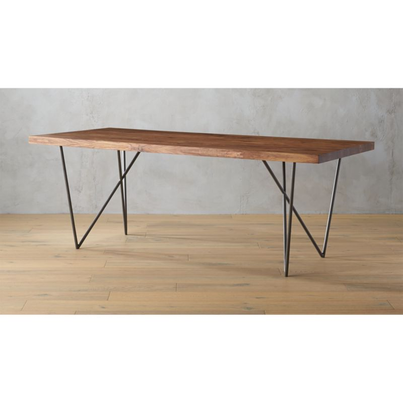 "dylan 36""x80"" dining table"