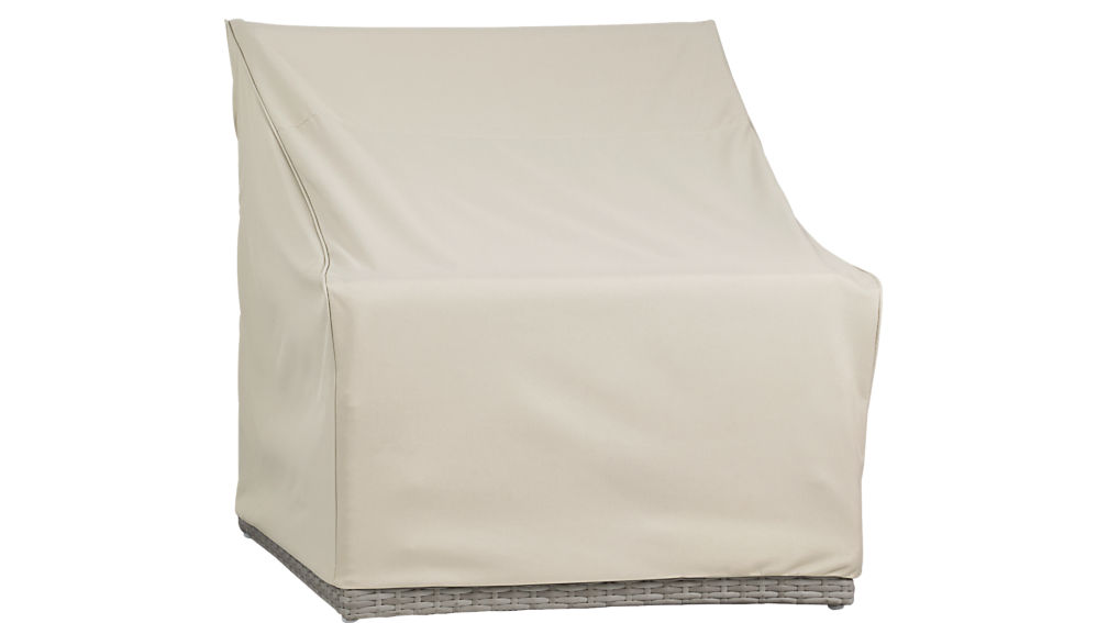 ebb armless chair cover