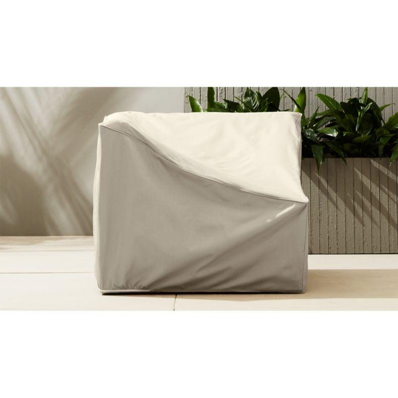 ebb corner chair cover