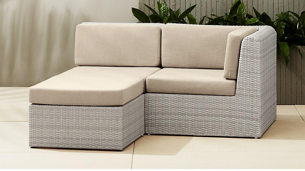 modulares outdoor sofa island modulares sofa design modern ... - Modulares Outdoor Sofa Island