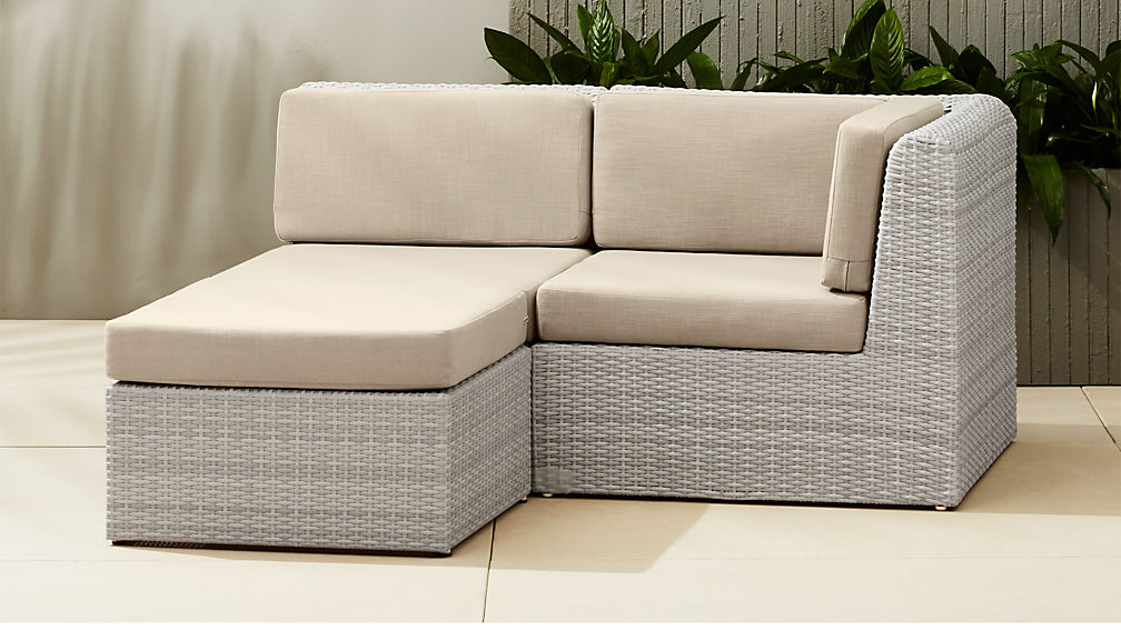 small outdoor sectional sofa sofa outdoor sectional sofas ForSmall Outdoor Sofa