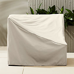 elba waterproof corner chair cover
