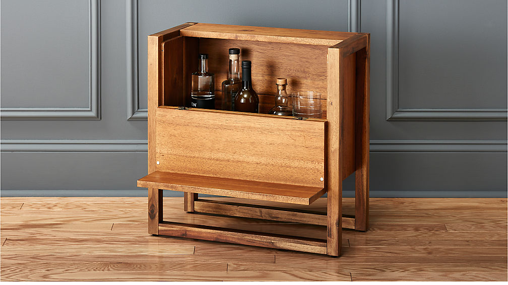 Elixir Mini Bar Table Cb2