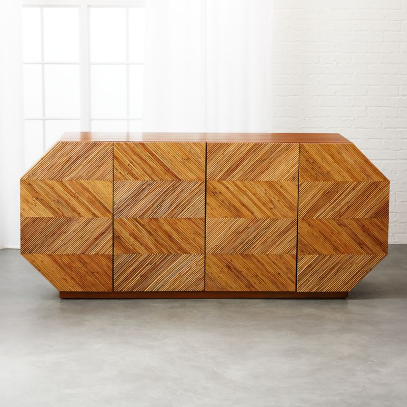 Modern Media Consoles Credenzas And Cabinets