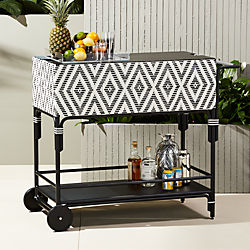 escale cooler cart