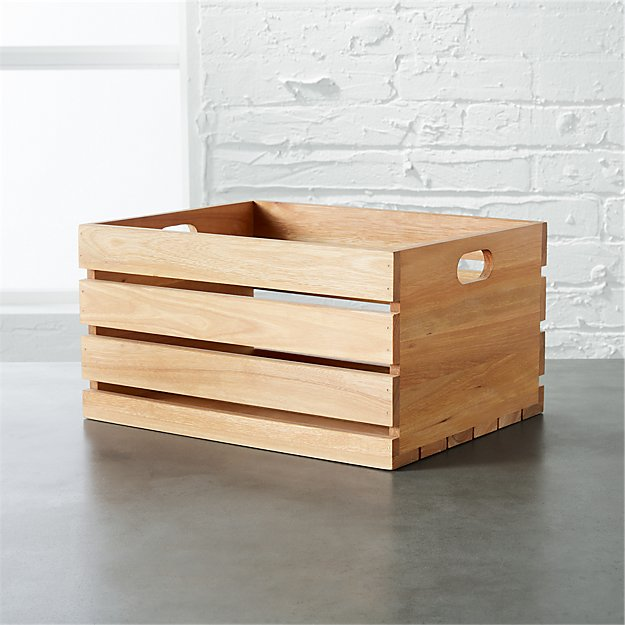 eucalyptus medium storage box