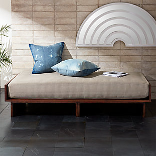 Ocean Palm Tree Floor Lamp Cb2