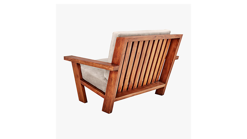 Studio Wooden Lounge Chair