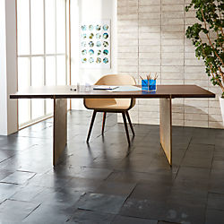 Venice Studio Wood Table-Desk