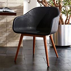Venice Studio Black Task-Office Chair
