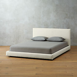 faade snow bed - Modern Bed Frames
