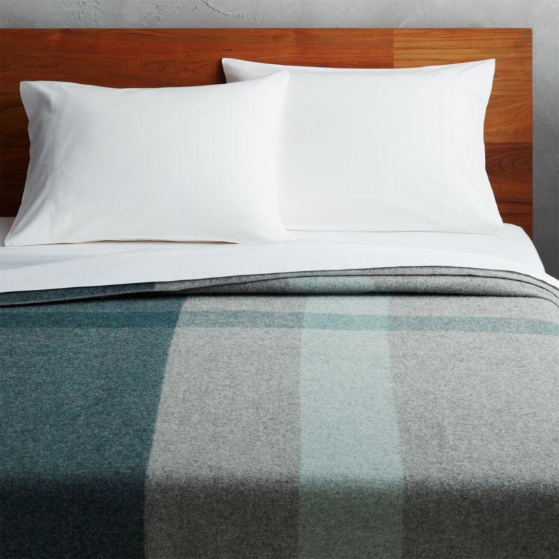 king pillows bed bed pillows cb2