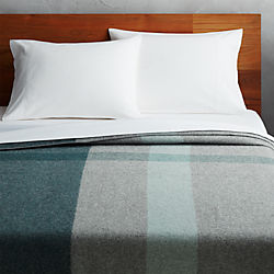 faribault plaid blanket