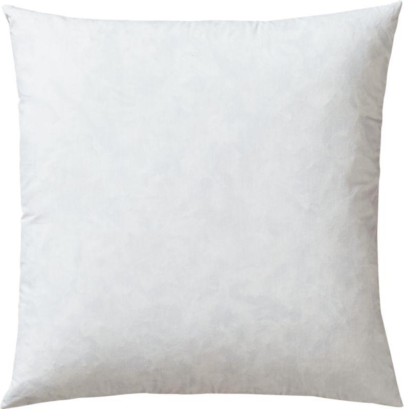 "feather 16"" pillow insert"