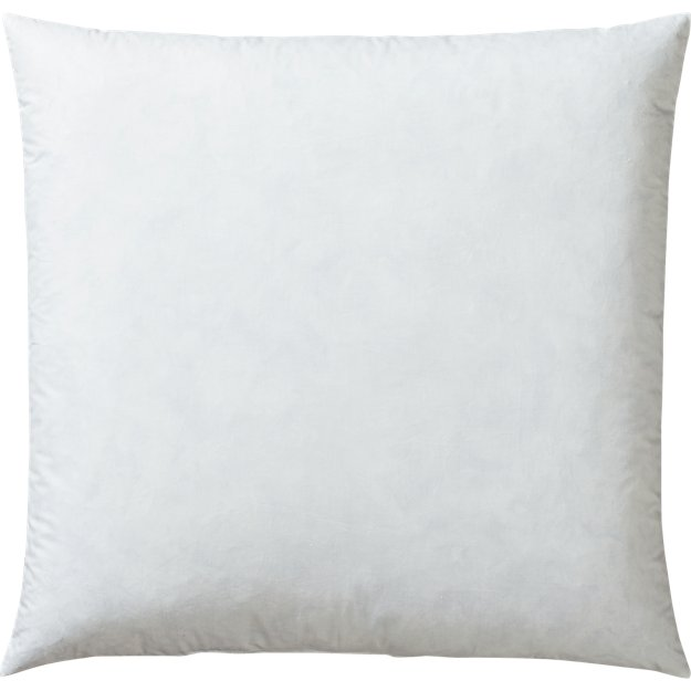 "20"" feather-down pillow insert"