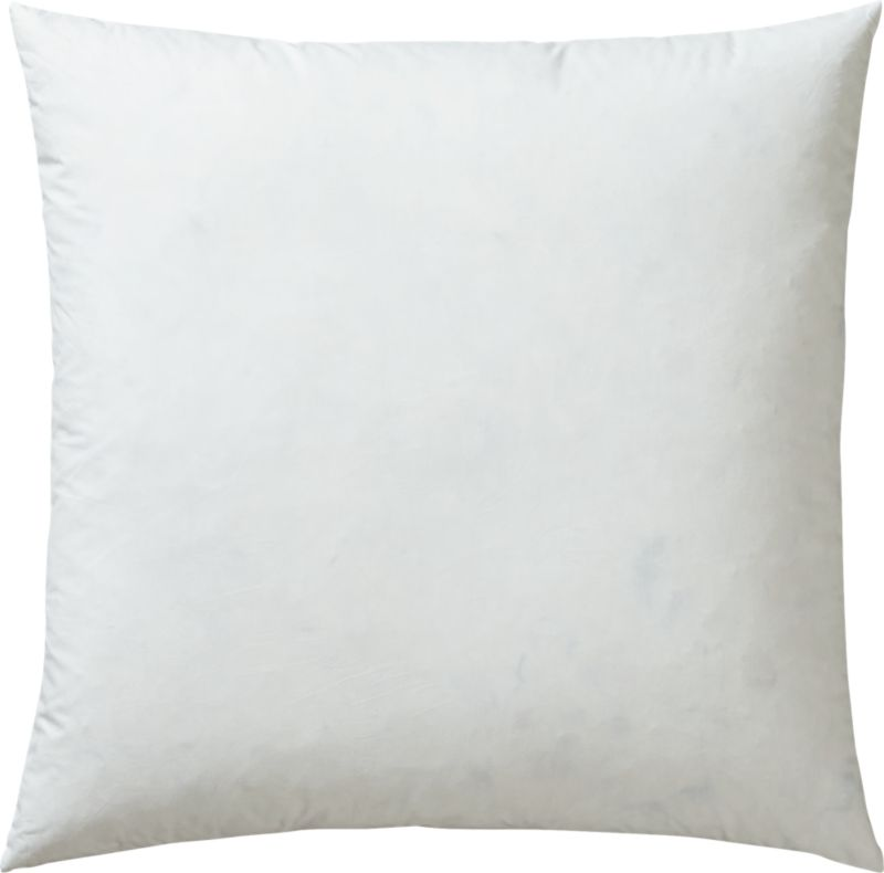 "23"" feather-down pillow insert"