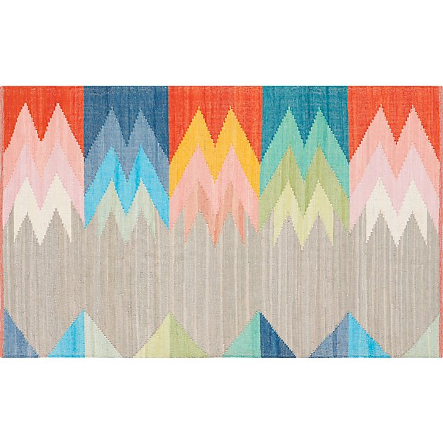 featherbottom rug 5'x8'