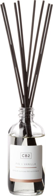 Online Designer Bedroom fig and vanilla reed diffuser