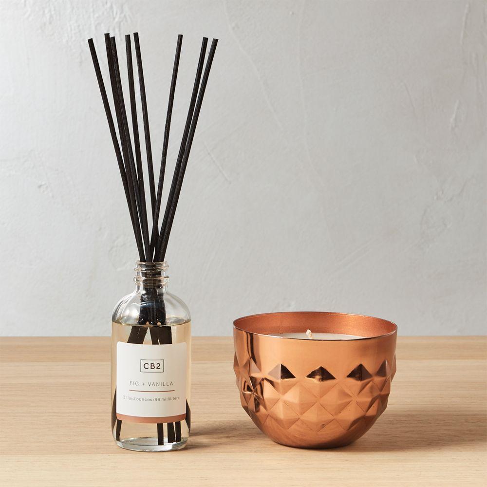 Online Designer Bedroom fig and vanilla reed diffuser