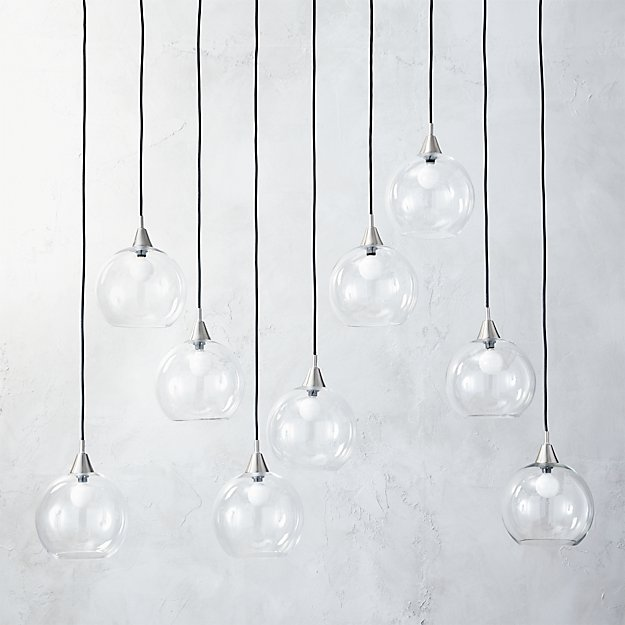What Height Is Right To Hang A Pendant Light: Firefly II Globe Light Pendant + Reviews