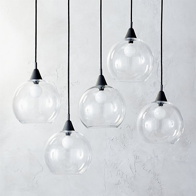 Firefly dining room pendant light cb2 aloadofball Image collections