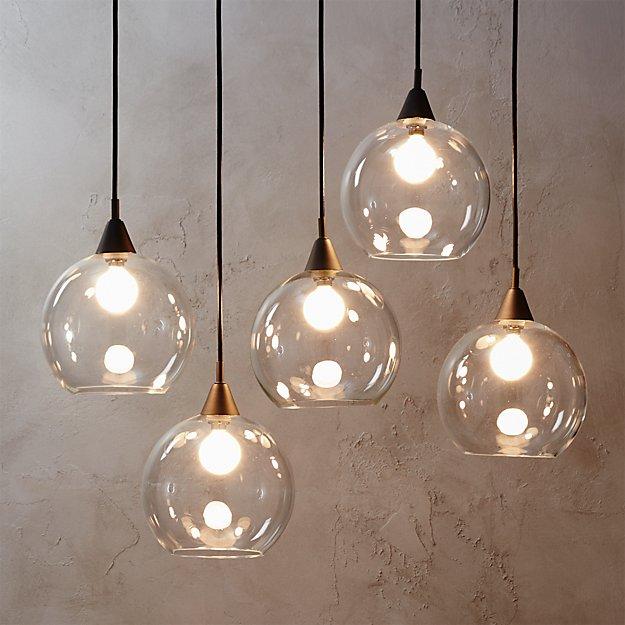 Firefly Dining Room Pendant Light Reviews Cb2