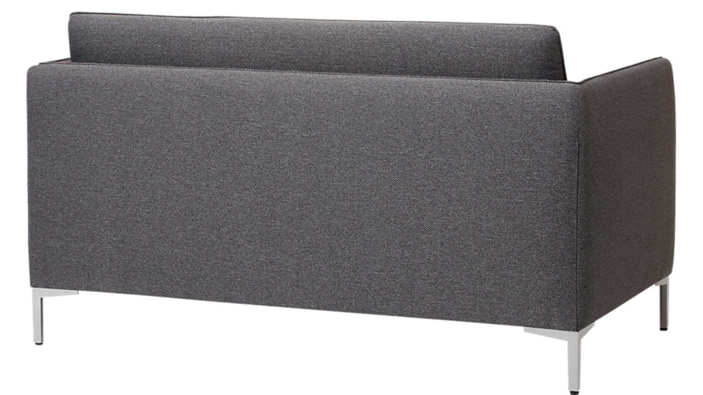 flatiron grey apartment sofa