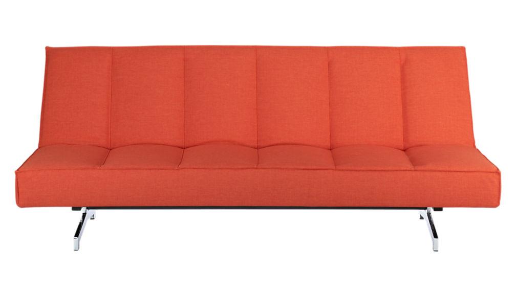 ... Flex Orange Sleeper Sofa ...