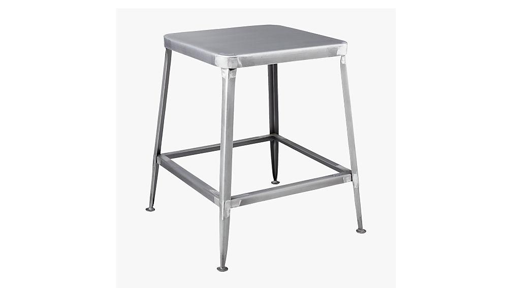 "flint steel 30"" bar stool"