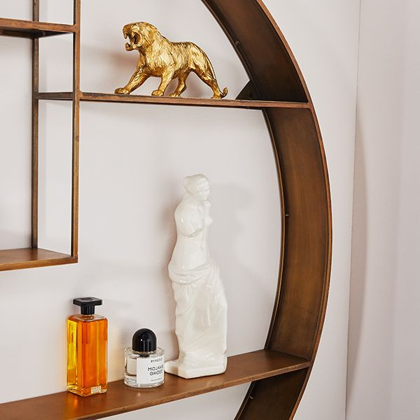 Modern floating shelf ideas for the bathroom | CB2 Style Files