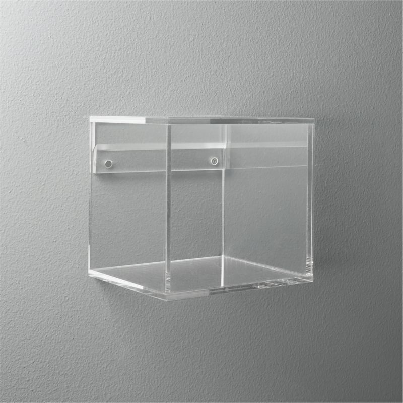 Lucite Shadow Box Frame