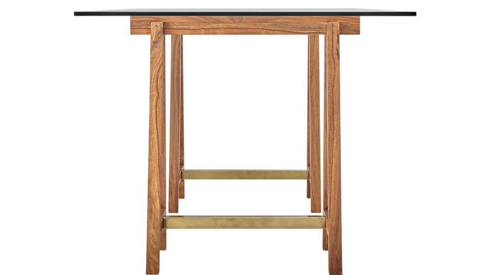 """foundry 72"""" trestle table"""