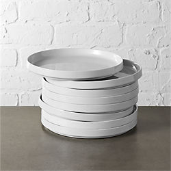 frank salad plates set of eight