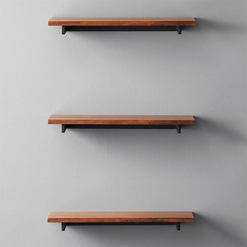 Floating Shelves Cb2