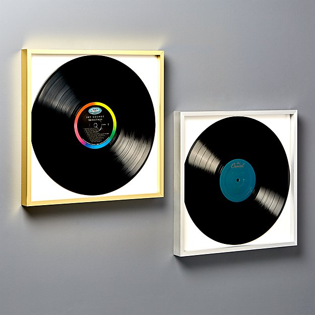 Gallery Record Frames