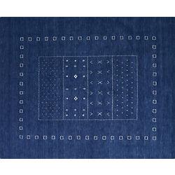 game time handloomed rug 8'x10'