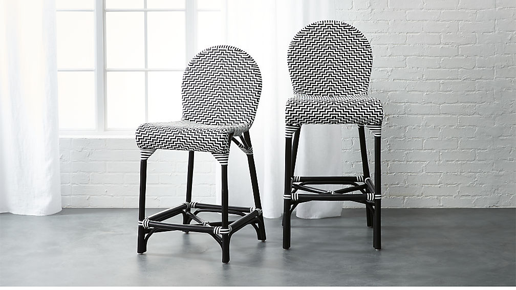 - Germain Bar Stools CB2