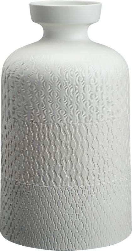 giza textured vase