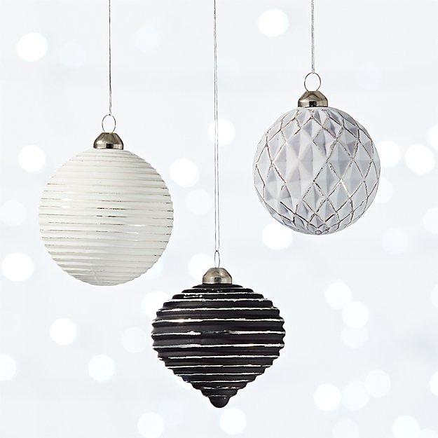 glow ornaments