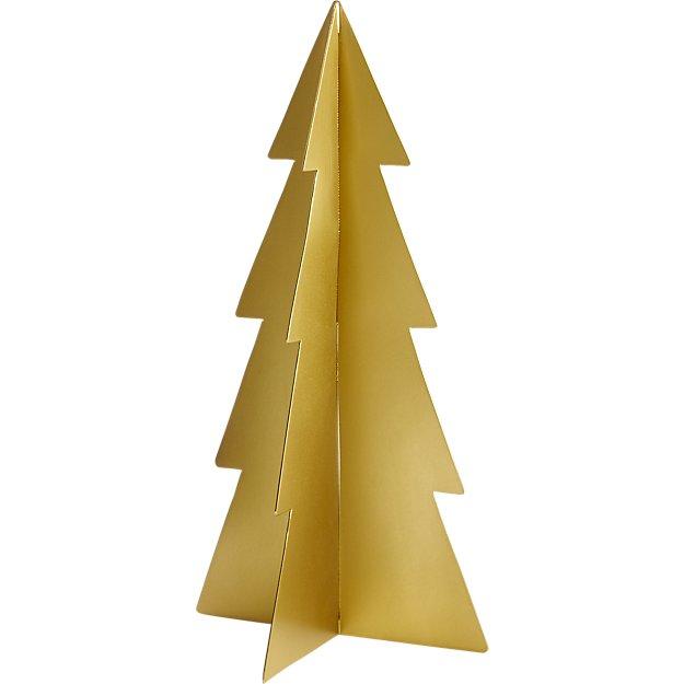 medium gold tree frame