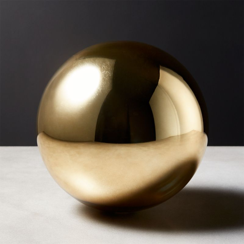 Gold Home Accessories Cb2