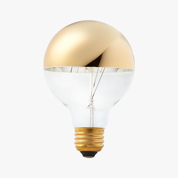 GoldTippedLightBulbS16