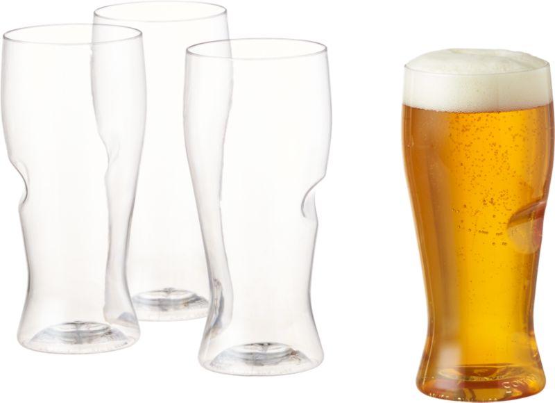 govino beer glasses set of 4