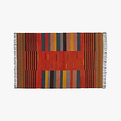 gradient rug 5'x8'