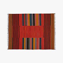 gradient rug 8'x10'