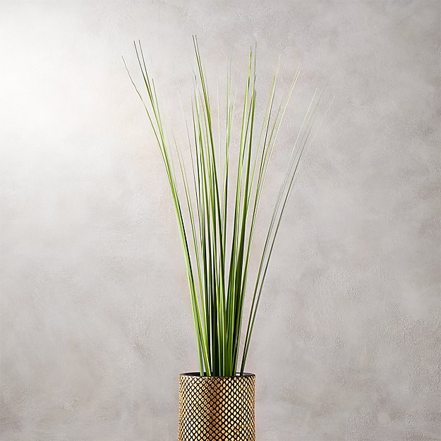 Artificial tall grass reviews cb2 grassbunch34inshf16 workwithnaturefo
