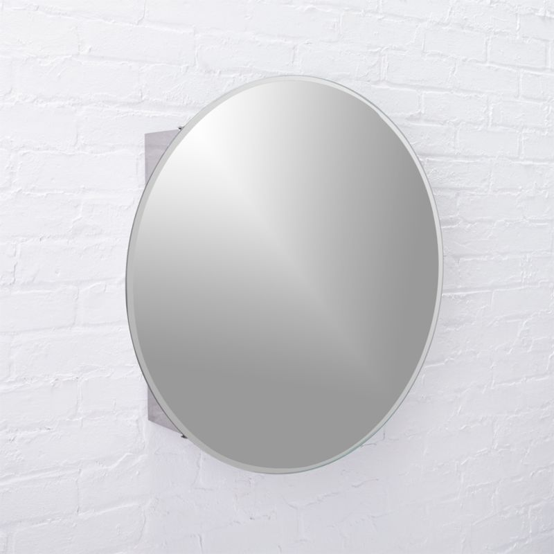 Modern Mirrors for Bedrooms and Bathrooms | CB2