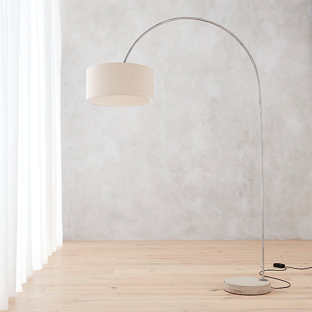 Grove Floor Lamp Cb2