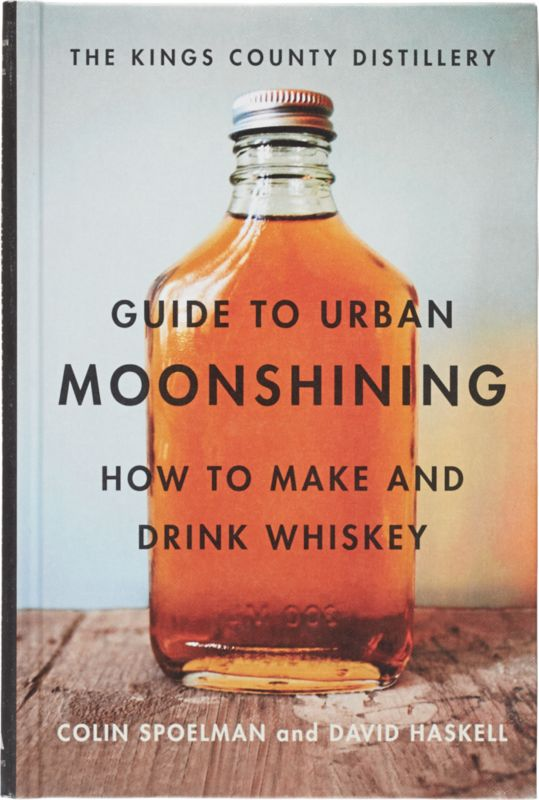 """guide to urban moonshining"""
